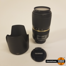 Tamron SP AF 70-300mm f/4.0-5.6 Di VC USD Nikon F-mount objectief | ZGAN