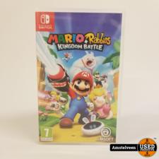Nintendo Switch Game: Mario + Rabbids Kingdom Battle
