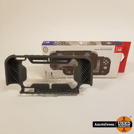 Hori Hybrid System Armor - Grey (Nintendo Switch Lite) | Nette Staat