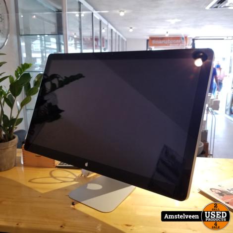 Apple Thunderbolt Display 27 inch   Nette Staat