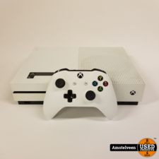xbox Xbox One S 500GB White   Nette Staat