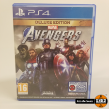 Playstation 4 Game: Marvel's Avengers