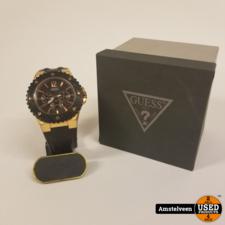 Guess Guess W12653G1 Heren Horloge | in Doos
