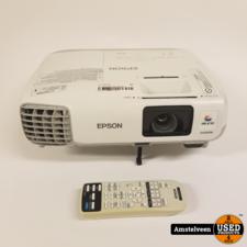 Epson EB-X25 Beamer Wit/White   incl. AB Remote   incl. Garantie