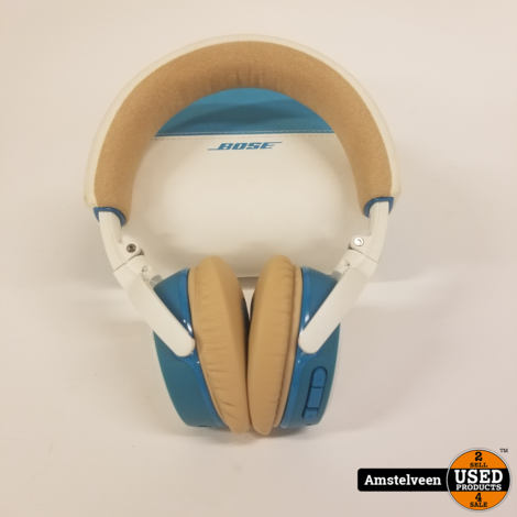 Bose SoundLink On-Ear Bluetooth Headphones, White   nette Staat