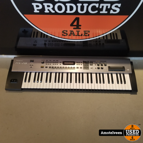 Roland RS-70 61-Key Keyboard Synthesizer | Nette Staat