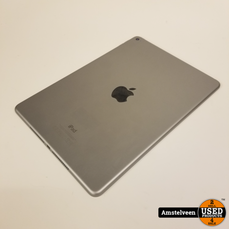 iPad Air 2 32GB Space Gray | Nette Staat