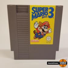 Nintendo Game: Super Mario Bros 3