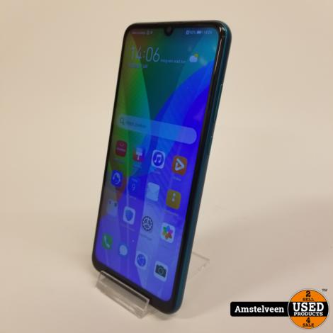 Huawei Y6P 64GB Zwart/Black | Nette Staat