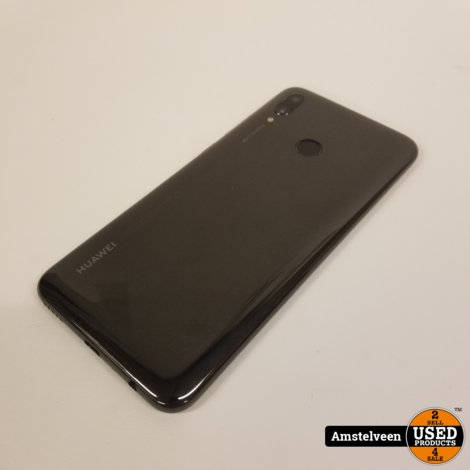 Huawei P Smart 64GB (2019)  Black   Nette Staat