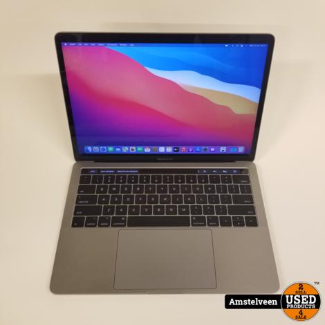 Macbook Pro 2017 13-inch Touchbar | 16GB i7 512GB SSD | Nette Staat