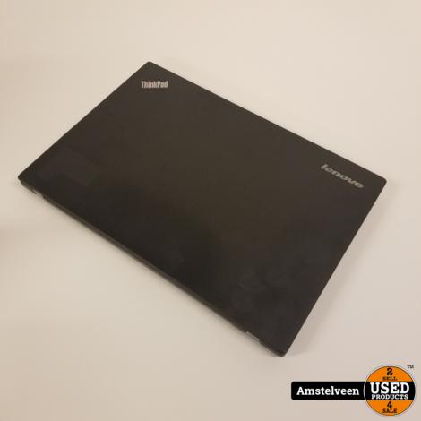 Lenovo Thinkpad X240 12.5-inch Laptop | 4GB i5 500GB HDD | incl. Lader