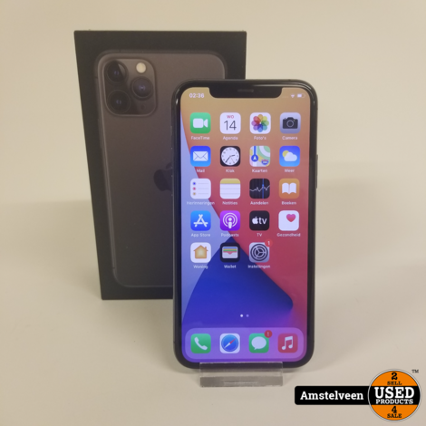 iPhone 11 Pro 64GB Space Grey | Nette Staat