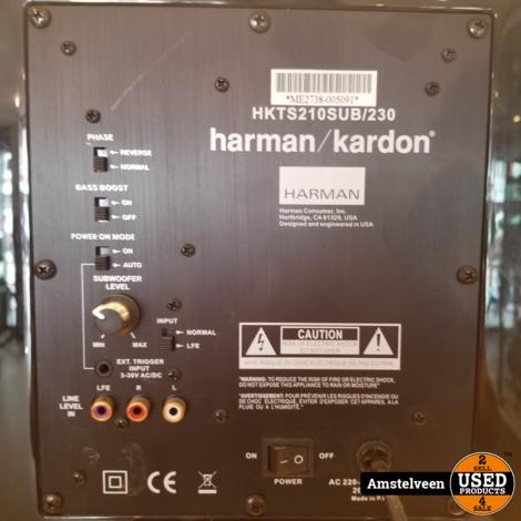 Harman/Kardon SB 10 Soundbar Black | Nette Staat