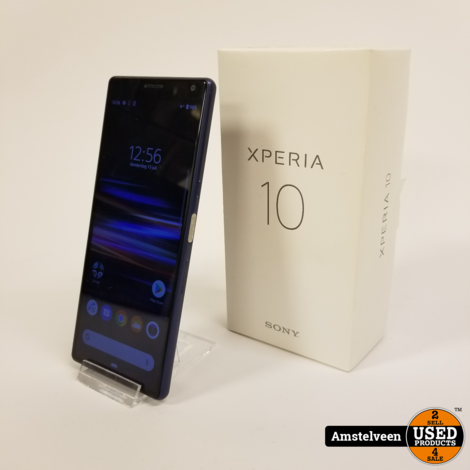 Sony Xperia 10 64GB Drak Blue | Nette Staat