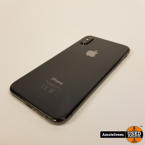 iPhone Xs 256GB Space Gray | Nette Staat
