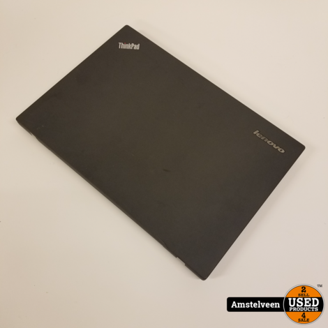 Lenovo Thinkpad T450 14-inch Laptop   8GB i5 500GB HDD   Nette Staat
