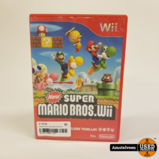 Nintendo Wii: Super Mario Bros.Wii