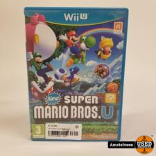 Wii U Game: Super Mario Bros U