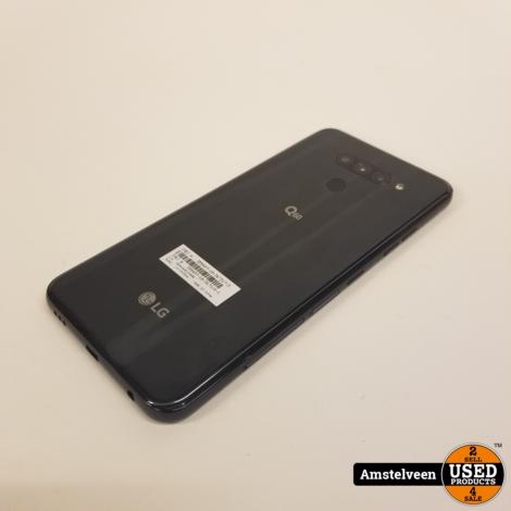 LG Q60 64GB DUAL Dark Blue | Nette Staat