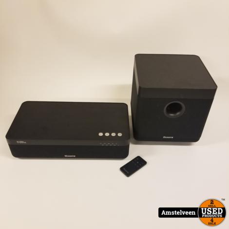 Quantis 3D-Soundsystem Lsw-1   Nette Staat