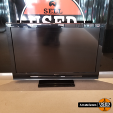 Sony Sony Bravia KDL-40W4500 Full HD LCD Black | incl. Remote