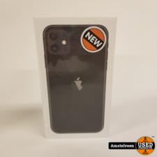 apple iPhone 11 256GB Black   Nieuw in Seal