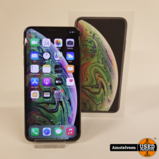 apple iPhone Xs Max 64GB Space Gray   Nette Staat