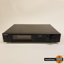 Sony Sony ST-530ES Tuner FM/AM Black/Zwart