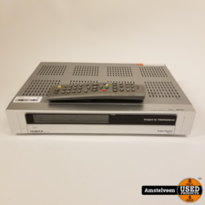 Humax PR-HD1000C TV Receiver Silver | incl. AB Remote
