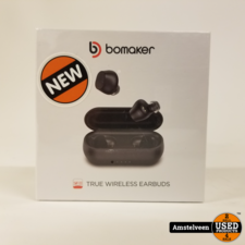 BOMAKER Bluetooth 5.0 TWS Earbuds with IPX 7 Sifi II | Nieuw