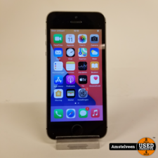 iPhone SE 32GB Space Grey | Nette Staat