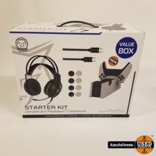 PS5 Qware Gaming Starter Kit | Nieuw