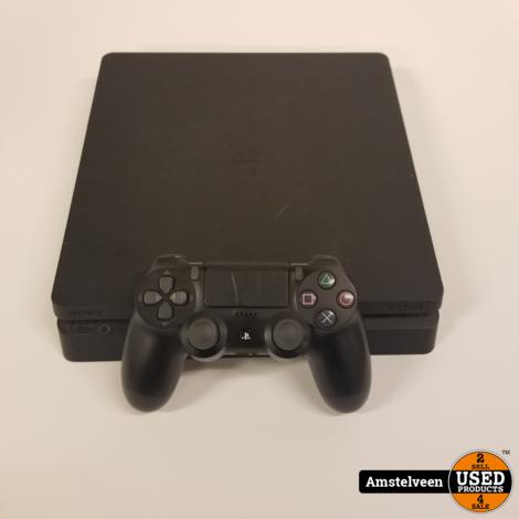 Playstation 4 Slim 500GB Black | Nette Staat