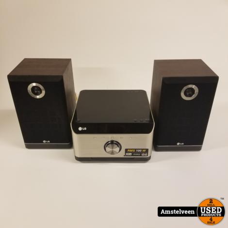 LG XA105 Hi-Fi Systeem 40W | Nette Staat