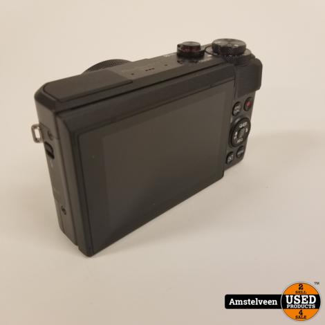 Canon PowerShot G7X Mark II Black | ZGAN in Doos