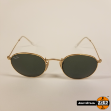 Ray-Ban Ray-Ban Round Metal RB3447 140 | Nette Staat
