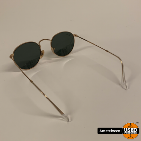 Ray-Ban Round Metal RB3447 140 | Nette Staat
