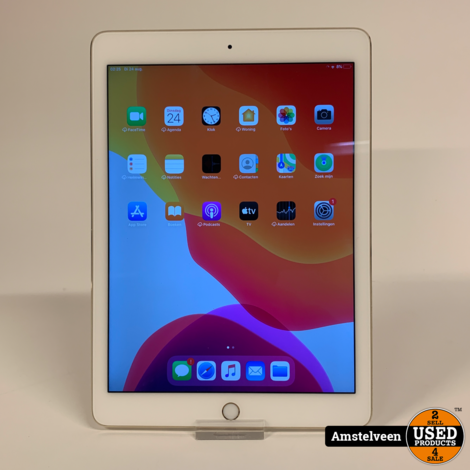 iPad Air 2 64GB WiFi Gold   Nette Staat