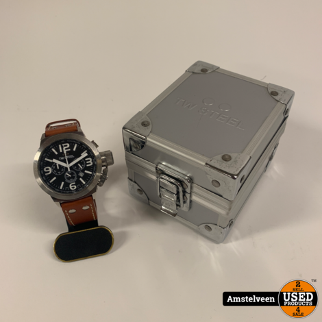TW Steel TW-6 Heren Horloge | Nette Staat