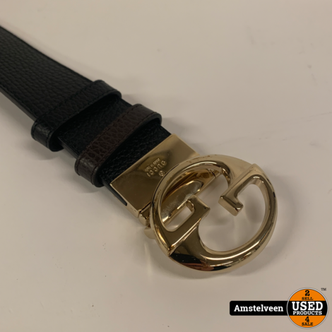 Gucci Belt 480199 85-34 Black | in Hoes