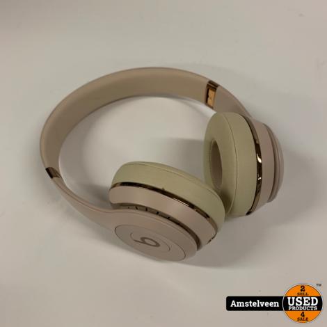 Beats by Dr. Dre Beats Solo3 Headset Goud   Nette Staat