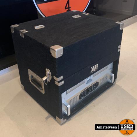 Dap 500W Vintage | Dap DJ-Station | Dap CD 600-D MK2 | in Flightcase