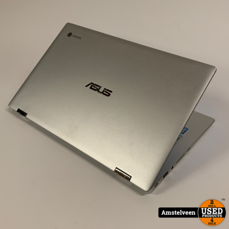 Asus Chromebook Flip C434TA-E10013 Chromebook | Nette Staat