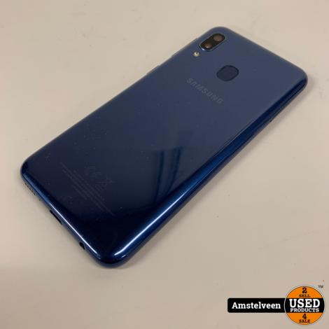 Samsung Galaxy A20e 32GB Dual Blue | Nette Staat