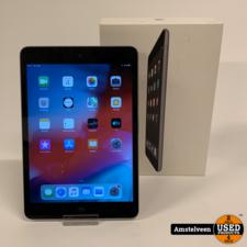apple iPad Mini 2 16GB WiFi Space Gray | incl. Doos & Lader