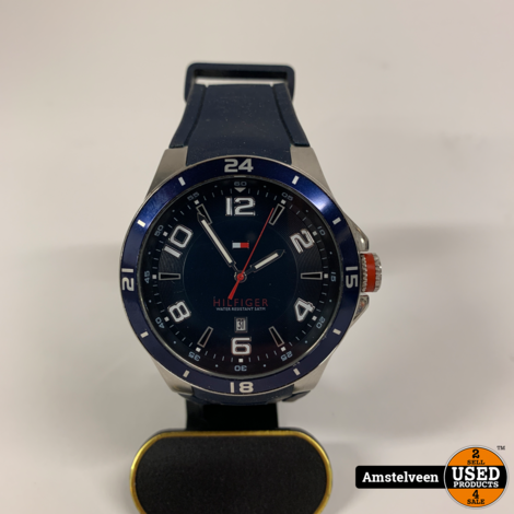 Tommy Hilfiger th.1841.27.1272 Horloge Blauw | Nette Staat