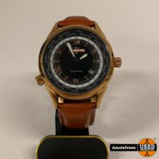 Aeromeister Tail Dragger AM9003 Heren Horloge