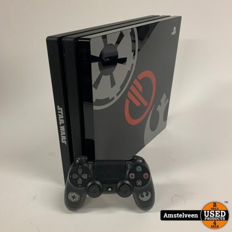 Playstation 4 Pro 1TB Star Wars Battlefront 2 Special Edition | Nette Staat