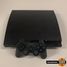 Playstation 3 Slim 160GB Black   Nette Staat
